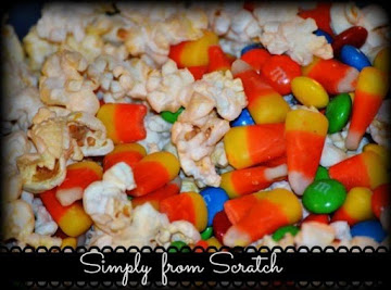 Halloween Crunch Recipe