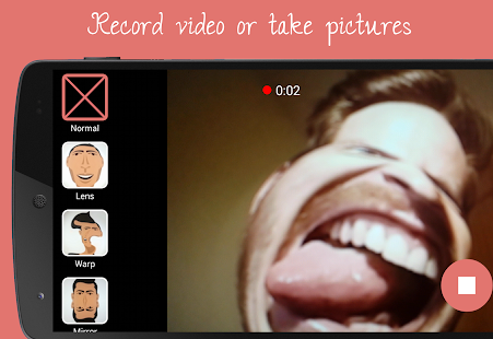 Funny Camera - Video Booth Fun Screenshot