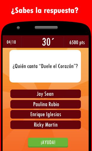 免費下載益智APP|Adivina el Cantante app開箱文|APP開箱王
