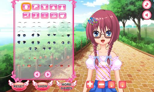 Télécharger Gratuit Habillage d'Animes APK MOD (Astuce) screenshots 2