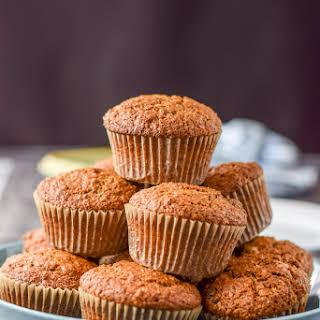 Rousing Raisin Oat Bran Muffins.