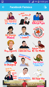 Desi Stickers for Messengers 7