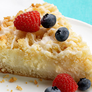 Lemon Crunch Coffee Cake