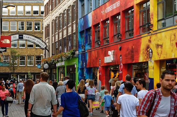 Carnaby Street di Yasis