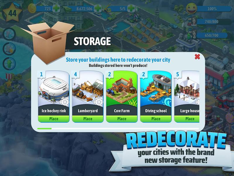 City Island 5 - Tycoon Building Simulation Offline Screenshot 13