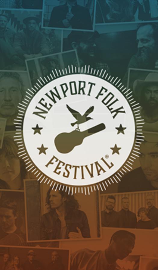 Newport Folk Festival- screenshot