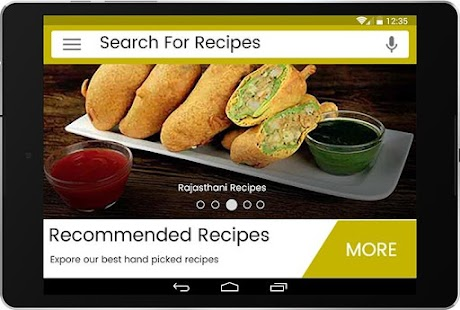 5000 rajasthani recipes free cookbook android apps on google play 5000 rajasthani recipes free cookbook screenshot thumbnail forumfinder Image collections