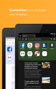 App Opera browser beta APK for Windows Phone
