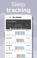 screenshot of Sound Sleeper - White Noise
