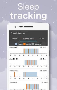 Sound Sleeper - White Noise - náhled