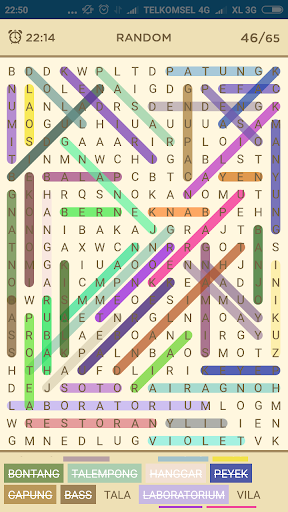 Cari Kata 1.4 3