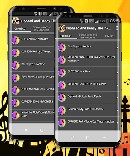 Download Cuphead & Bendy And The Ink Machine song APK latest