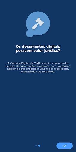 Carteira Digital da OAB screenshot 2