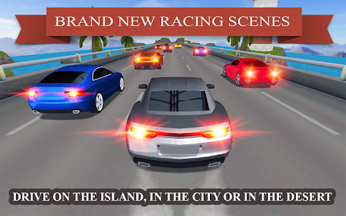 Traffic Racer 2017 – Racing in 3D - náhled