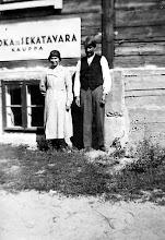 Photo: 1948 Sekatavarakauppa