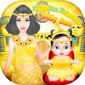 Egyptian Princess Baby Care for PC and MAC