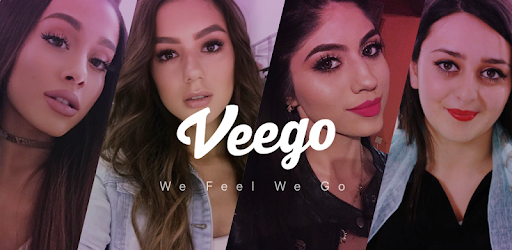 Veego Live - Random video chat & Meet friends for PC