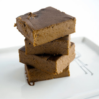 Chocolate Protein Brownies.