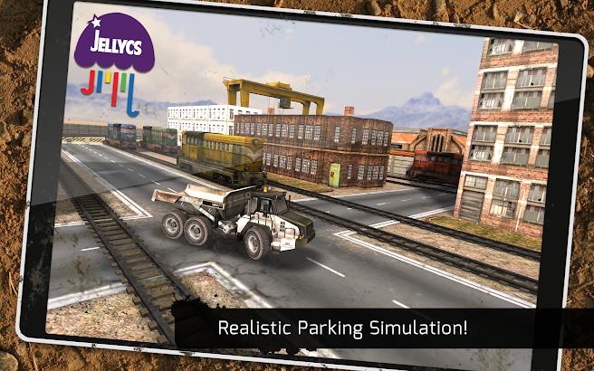 Extreme Railroad 3D Parking screenshot