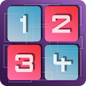 Color In Button - Puzzle with color buttons icon