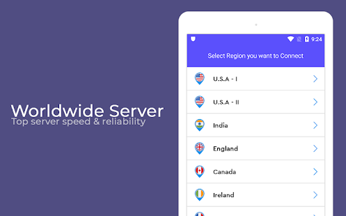 App Footer VPN - Unlimited Footer VPN Proxy APK for Windows Phone