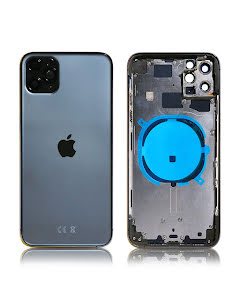 iPhone 11 Pro Max Housing without small parts HQ Space Gray