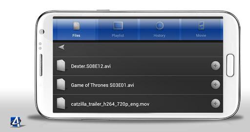 ALLPlayer Video Player 1.0.11 screenshots 16
