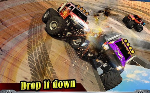Monster Truck Derby 2016- screenshot thumbnail