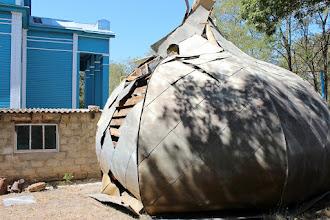 Photo: Идет замена старых куполов.