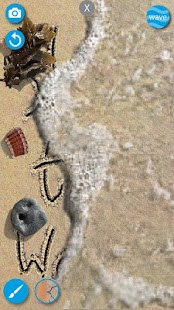 Sand Draw Sketch Drawing Pad: Creative Doodle Art- screenshot thumbnail