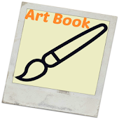 Art Book - Kids Drawing Pad
