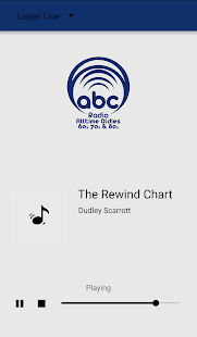 ABC Oldies- screenshot thumbnail