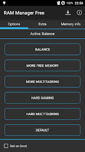 RAM Manager Free - screenshot thumbnail
