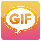 Funny gifs for whatsapp icon
