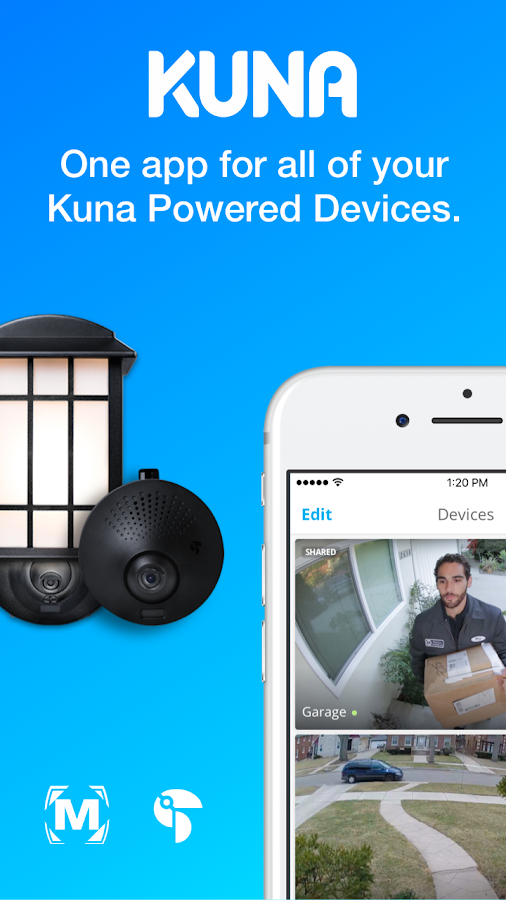 Kuna Home Security- screenshot