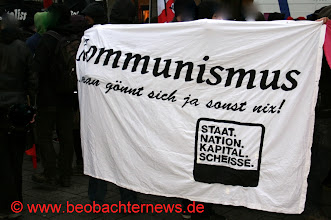 Photo: Anarchisten? Kommunisten? Anarchokommunisten!