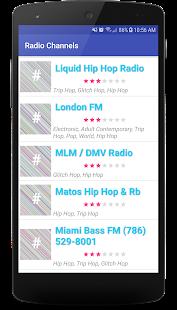 AllRadio - náhled