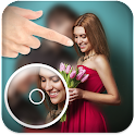 Photo Blur Magnify icon