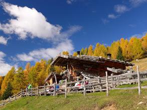 Photo: 14 Herbstliche Riemerbergl-Alm (Ultental)