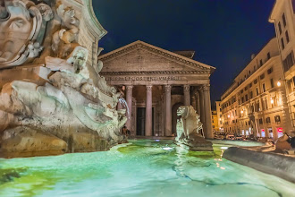 Photo: The Pantheon, Rome, Italy