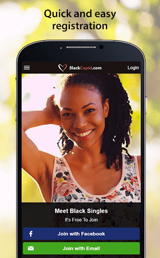 BlackCupid - Black Dating App 2.1.6.1557 screenshots 1