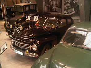 Photo: The History of Swedish Automobiles
