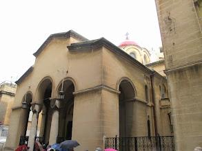 Photo: 231 La Valette, église grecque catholique ND Damas, façade