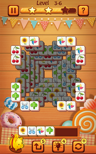 Tile Master - Classic Triple Match & Puzzle Game screenshots 13