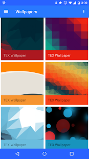 TEX - Icon Pack- screenshot thumbnail