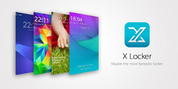 X Locker – Themes & Wallpapers 2