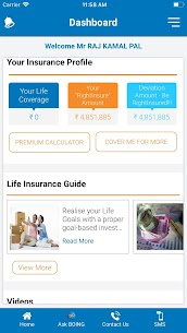 PB-Claims App Download For Android and iPhone 3