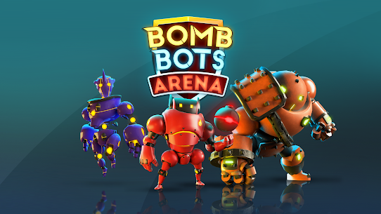 Bomb Bots Arena MOD APK (Unlimited Money/Gold) for Android 1