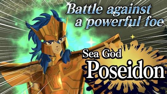 SAINT SEIYA COSMO FANTASY Mod 2.1 Apk [God Mod,1 Hit Kill, Unlimited Skills] 3