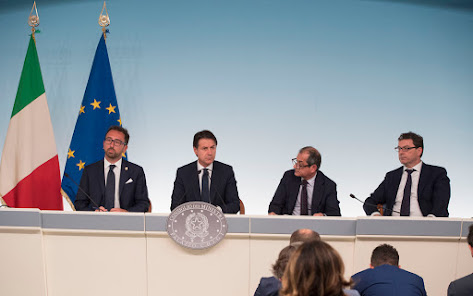 Consiglio dei Ministri - photo credit: Governo
